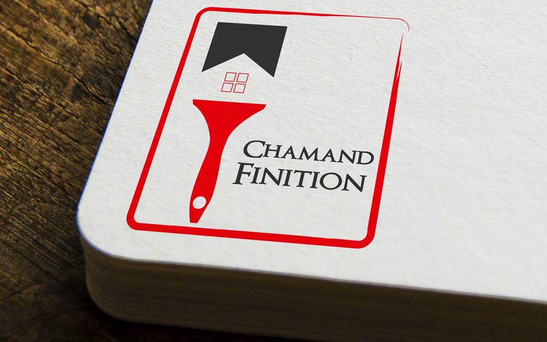 Logo Chamand Finition