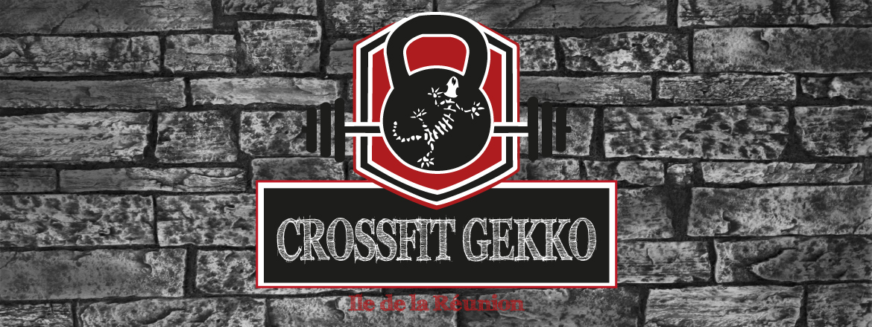 Logo  Pour Crossfit Gecko