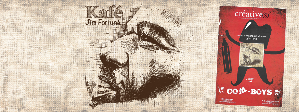 Digipack Pour Jim Fortuné