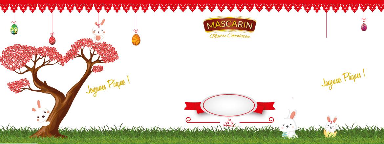 Packaging De Pâques Pour Mascarin