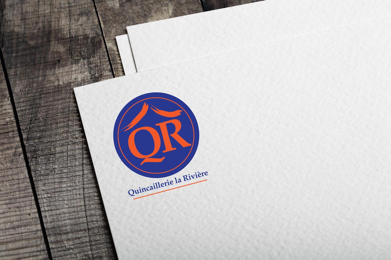 Logo De La Quincaillerie La Rivière