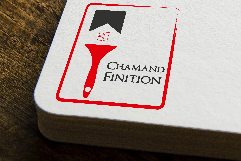 Logo Pour Chamand Finition
