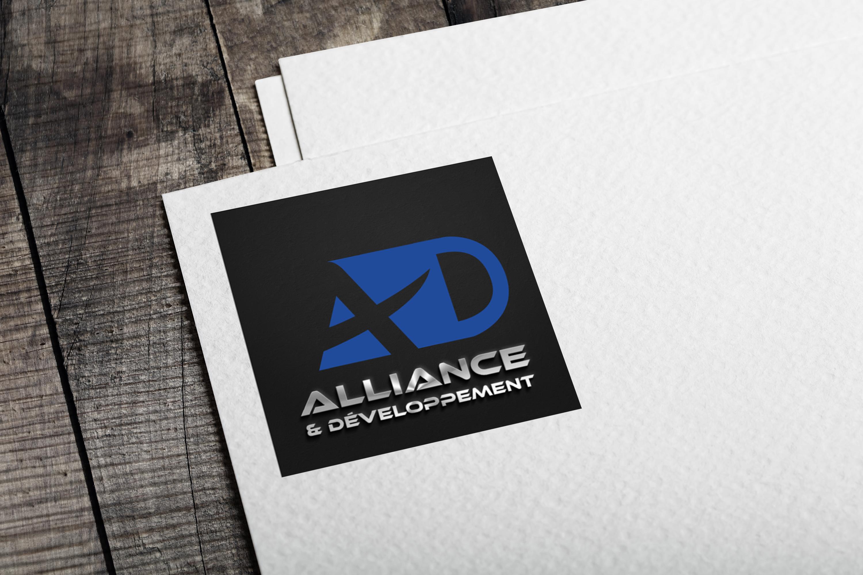 Création D'un Logo Pour Alliance & Développement
