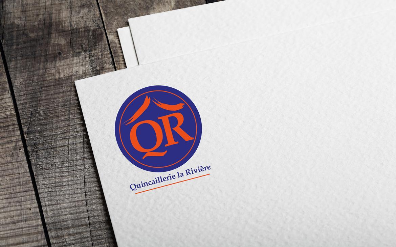 Logo Pour La Quincallerie La Riviere