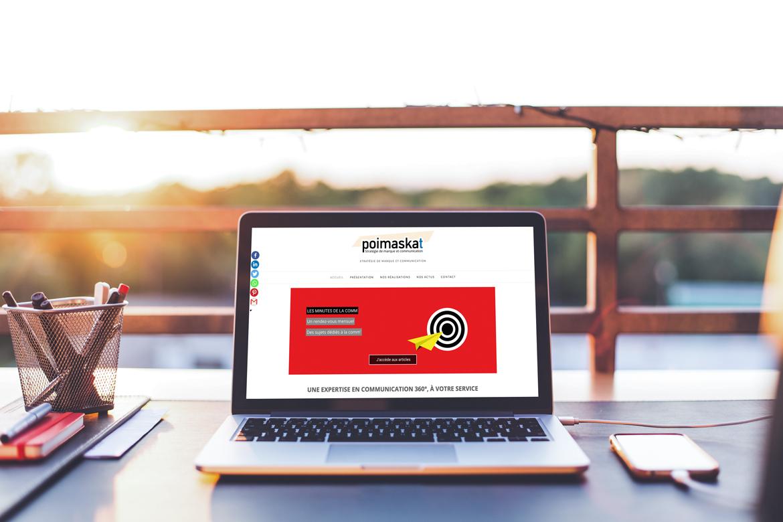 Site Internet Pour Poimaskat